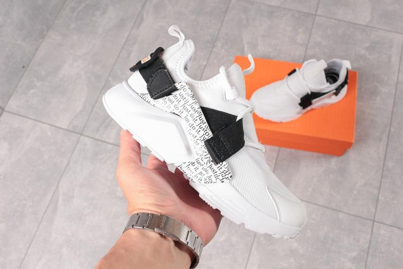 Кроссовки: nike air huarache city low. - Фото 3