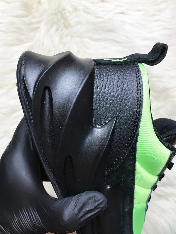 Кроссовки: adidas sharks green black. - Фото 9
