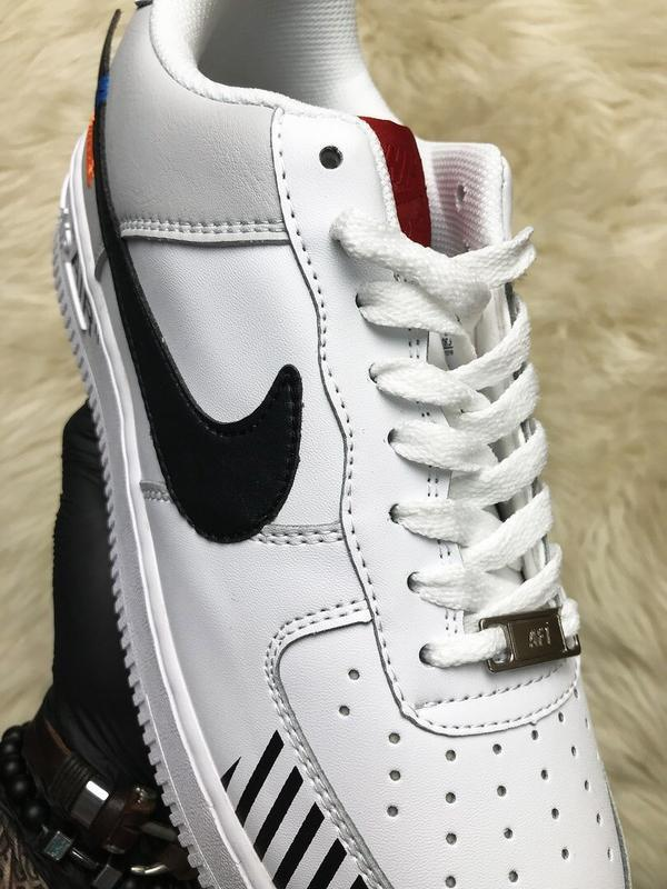 Nike air force low off white - Фото 4