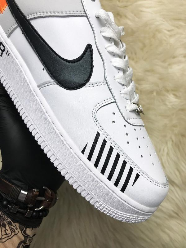 Nike air force low off white - Фото 6