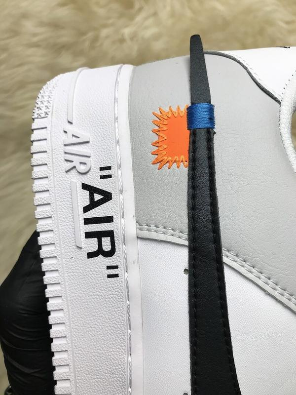 Nike air force low off white - Фото 7