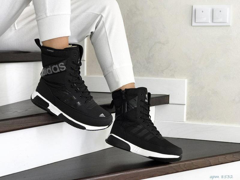 Сапоги: adidas - Фото 2