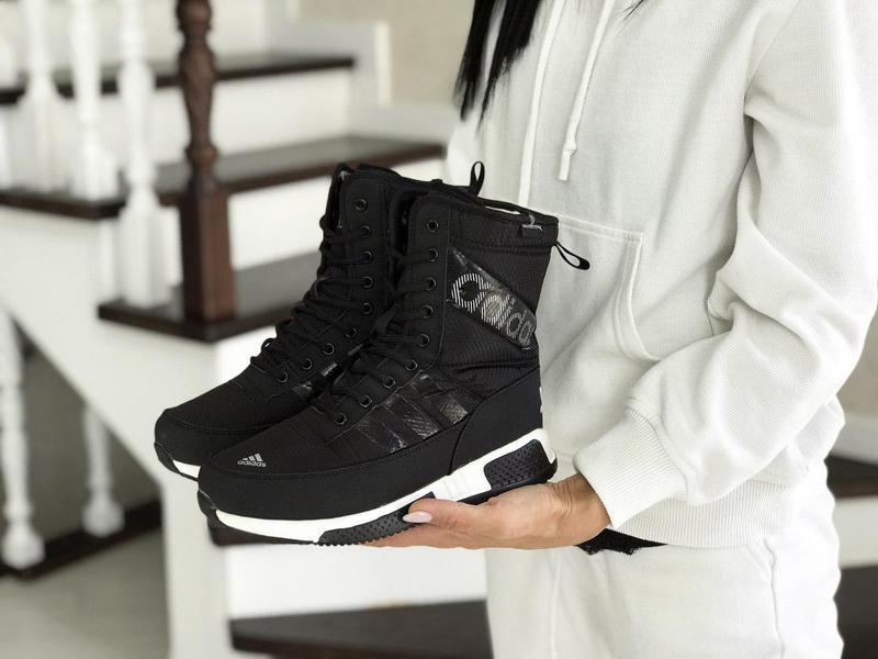 Сапоги: adidas - Фото 3