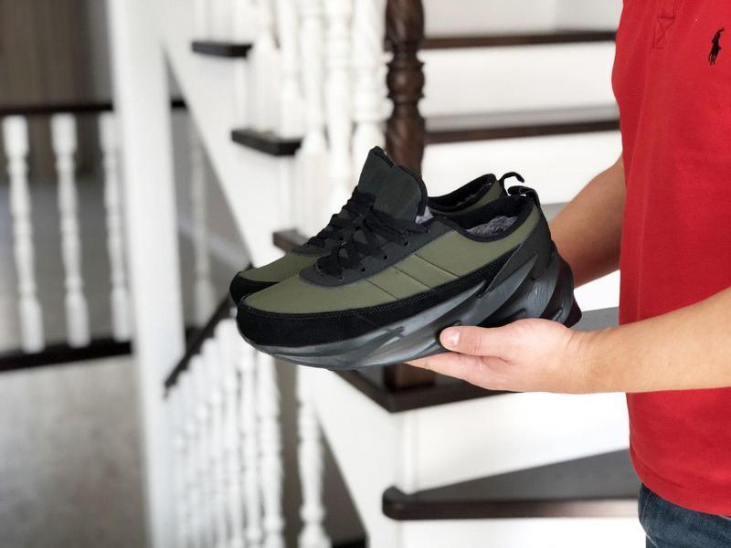 Кроссовки: adidas sharks зимние - Фото 2