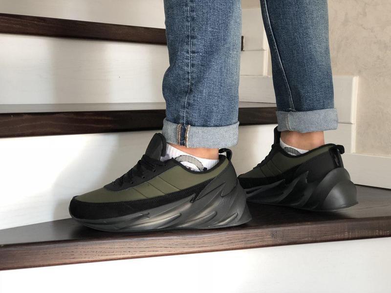 Кроссовки: adidas sharks зимние - Фото 4