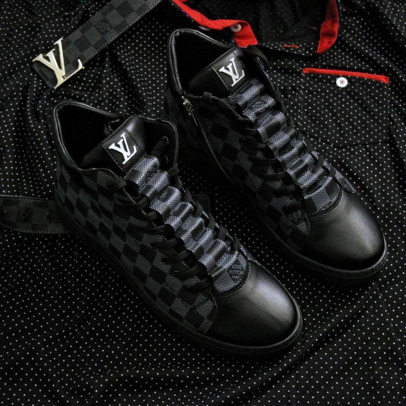 Ботинки :louis vuitton - Фото 2