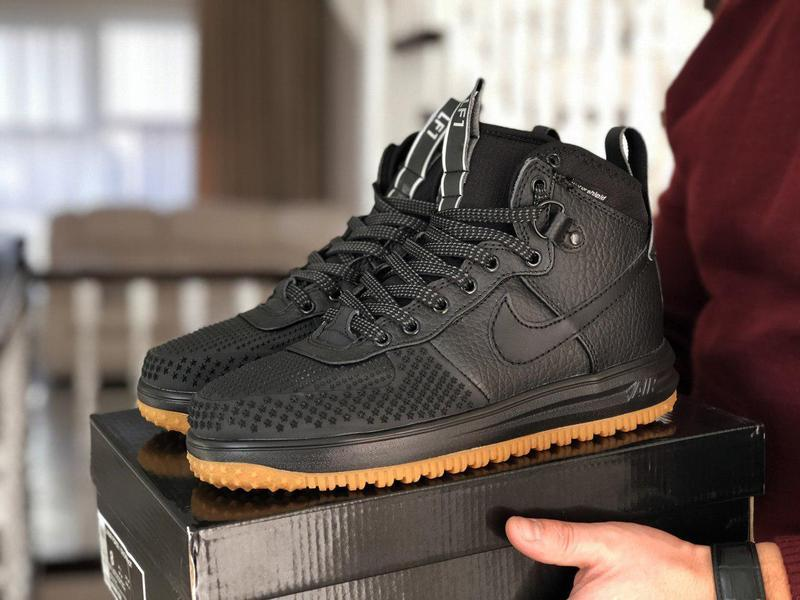 Nike lunar force 1 duckboot - Фото 2