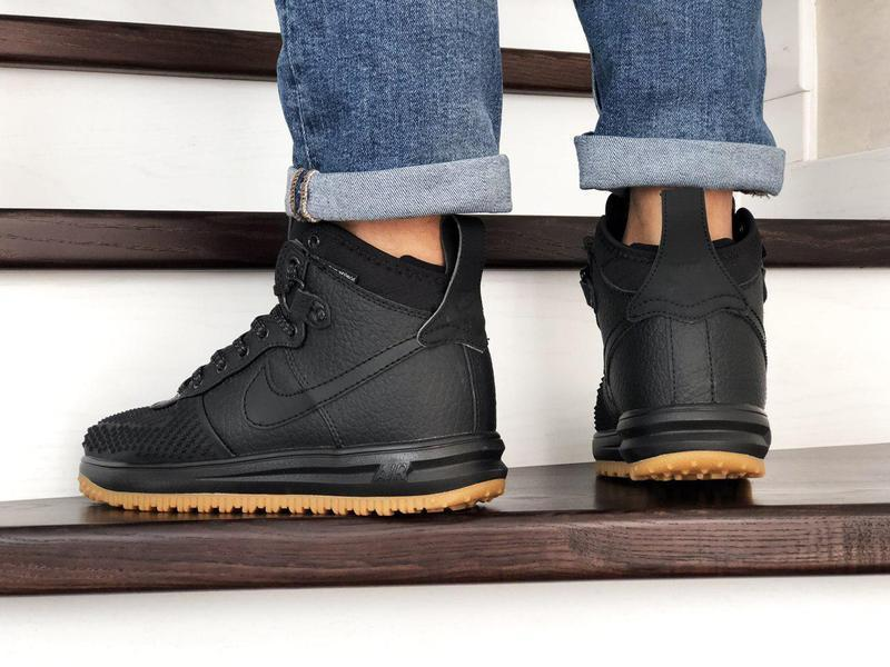 Nike lunar force 1 duckboot - Фото 3