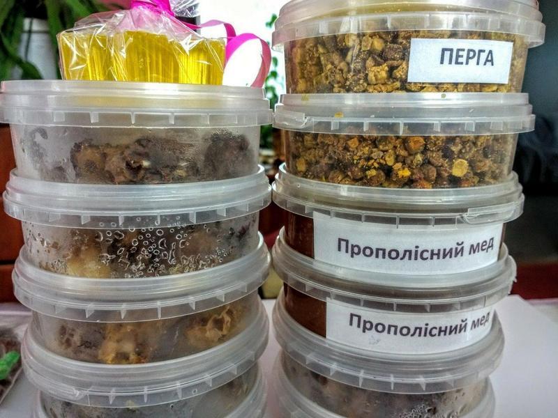 Перга (пчелиный хлеб) 100г - собственная пасека - Украина - Фото 4