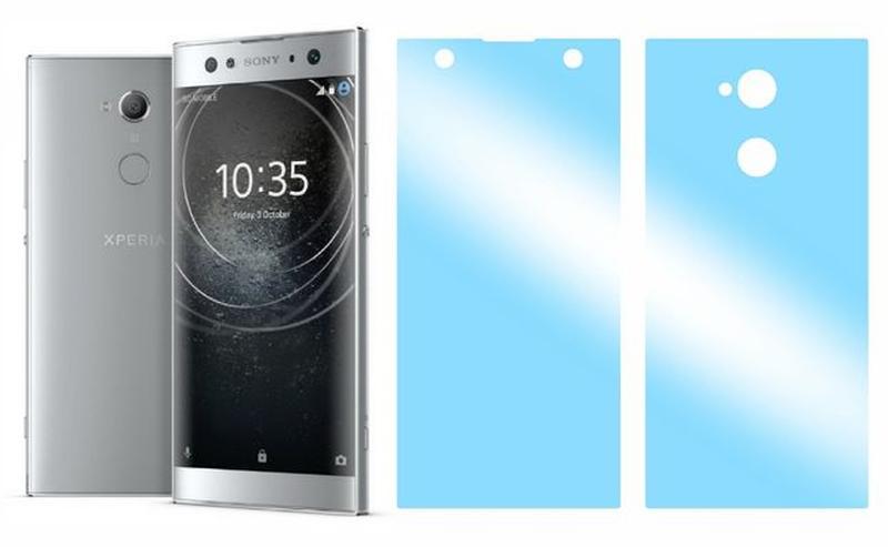 Комплект БРОНЕ плівок Sony Xperia XA2 XA1 Ultra Plus 10 пленка... - Фото 2