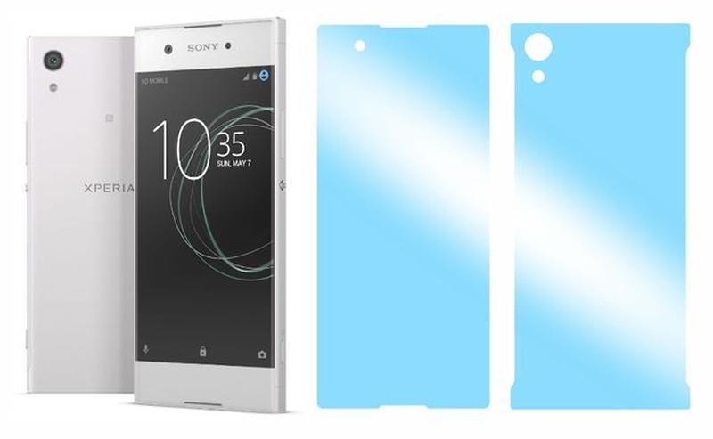 Комплект БРОНЕ плівок Sony Xperia XA2 XA1 Ultra Plus 10 пленка... - Фото 7