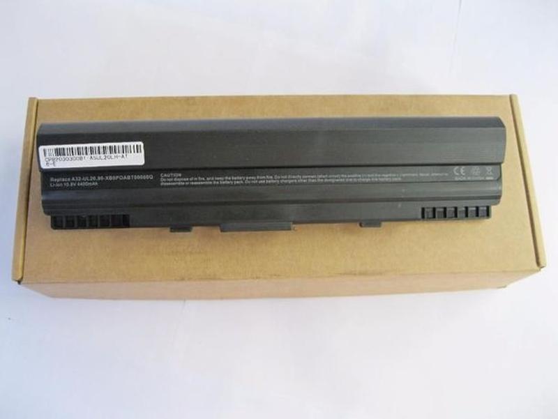 Батарея аккумулятор Asus A32-UL20 Eee PC 1201, 1201H A K UL20A... - Фото 3