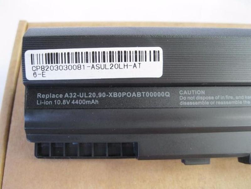 Батарея аккумулятор Asus A32-UL20 Eee PC 1201, 1201H A K UL20A... - Фото 4
