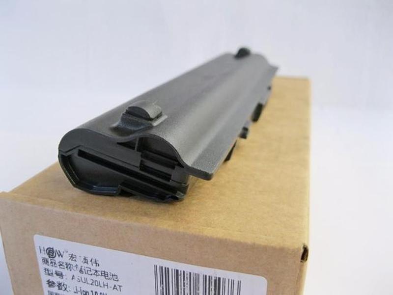 Батарея аккумулятор Asus A32-UL20 Eee PC 1201, 1201H A K UL20A... - Фото 6