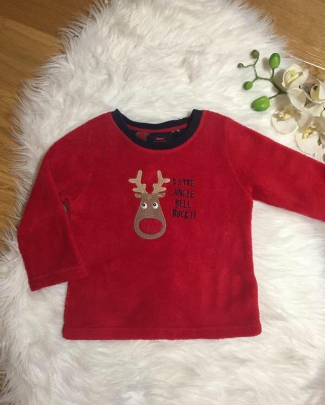 Флисовая кофта для мальчика, свитер, теплый свитер, кофта для ...