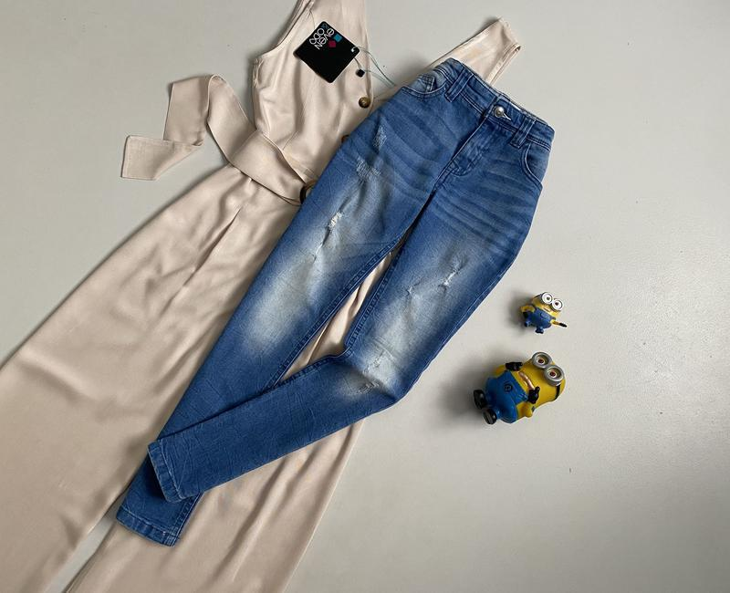 Крутые джинсы на мальчика 9 лет next