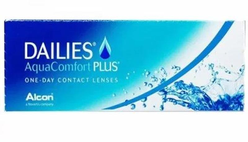 Контактные линзы Dailies Toric Aqua Comfort Plus -1.75