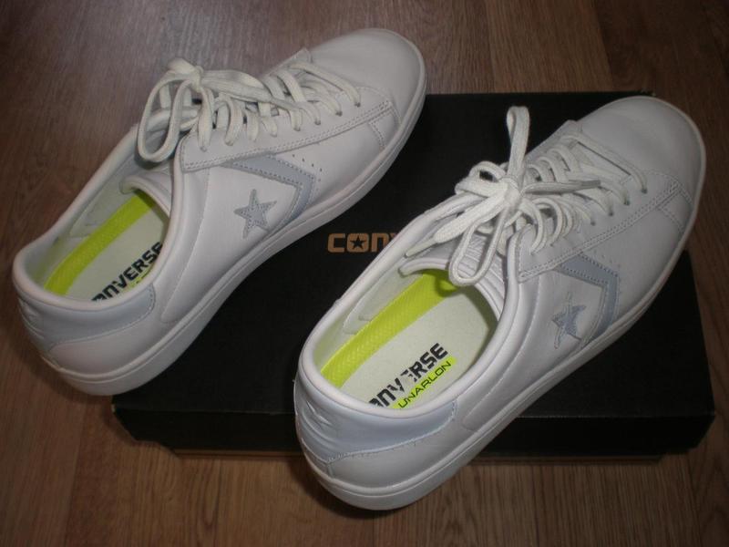 Кроссовки Converse оригинал (Вьетнам) белые