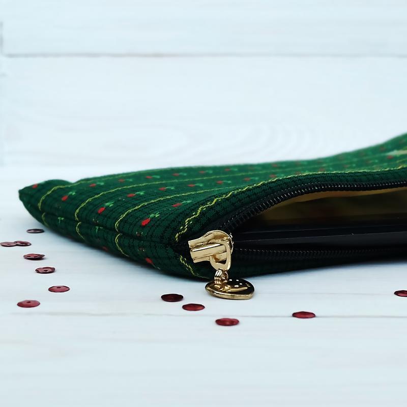 Чехол для платшета, текстильная папка-органайзер для документов 1 - Фото 2