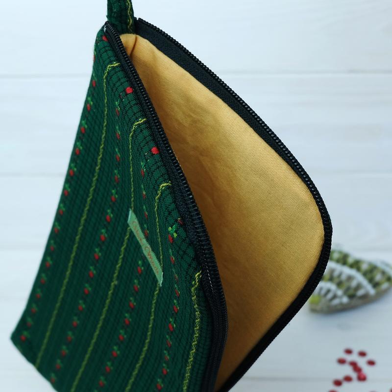 Чехол для платшета, текстильная папка-органайзер для документов 1 - Фото 4