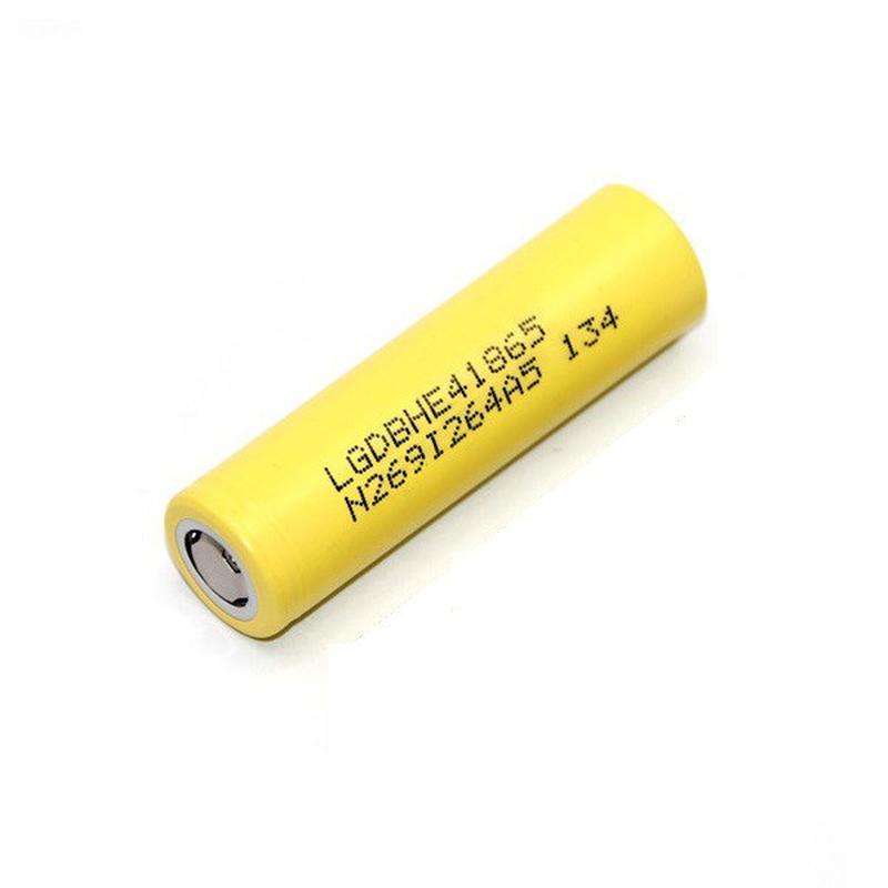 Аккумулятор LG 18650 LGDBHE41865 35A 2500mAh