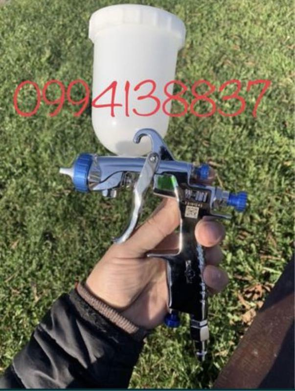 Краскопульт Anest Iwata W-101 пульверизатор 1.3 Н 4/1.5 Н2