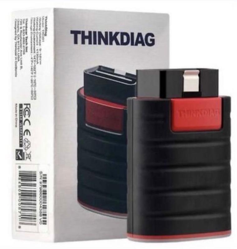 Launch ThinkDiag ОФициальный(EasyDiag, x431) + ВСЕ МАРКИ на 1 год