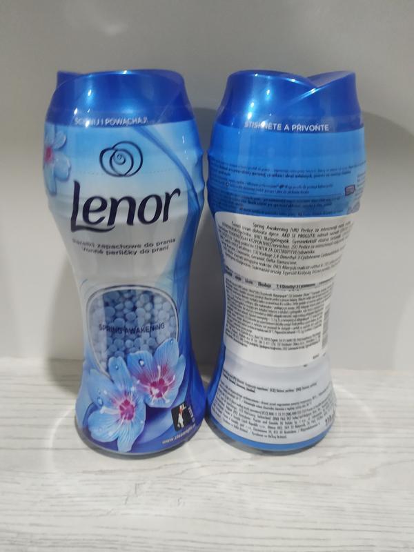 Lenor гранулы (кондиционер для белья) 210g.