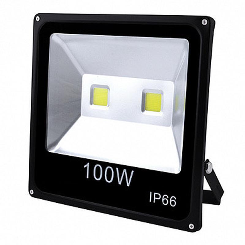 Прожектор светодиодный матричный 100W 2COB, IP66 (влагозащита)...
