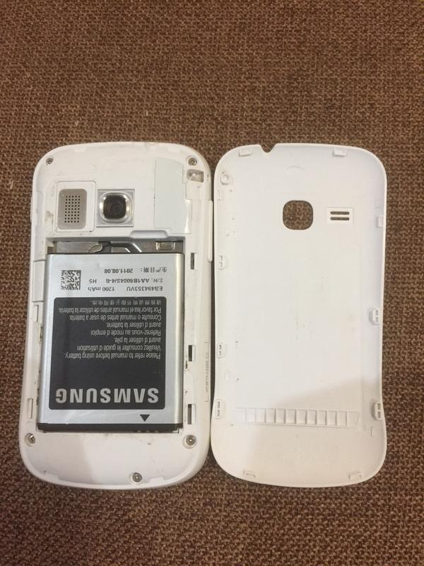 Samsung Gt-S5600D - Фото 4