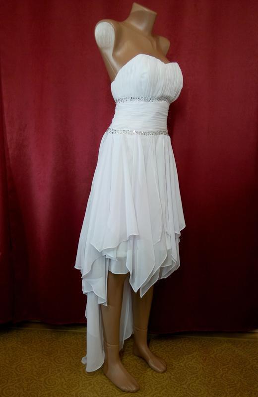 Белое платье - Фото 2