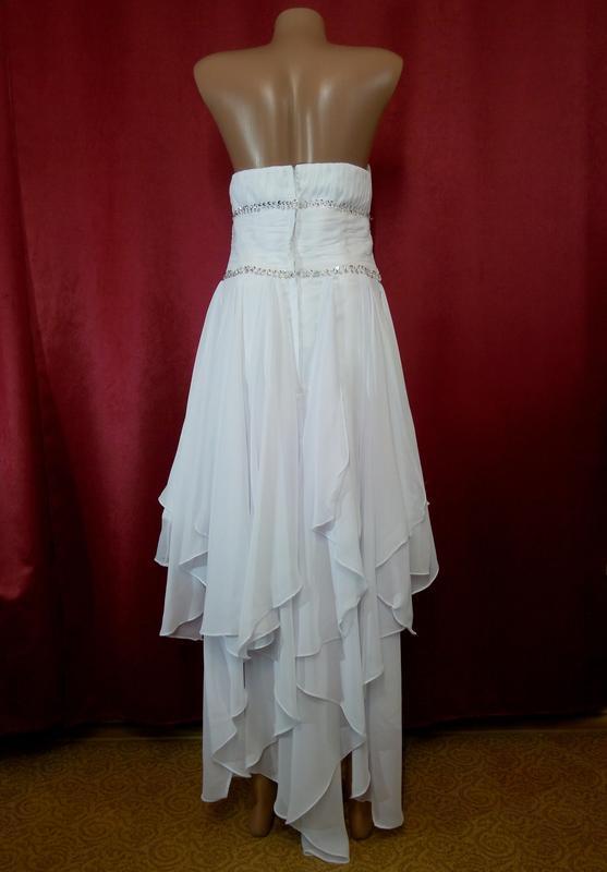Белое платье - Фото 4