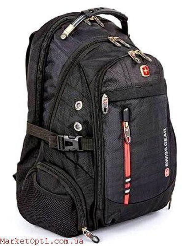 Рюкзак SwissGear 8810 Туристический походный универсальный, Ум...