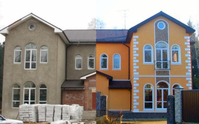 Виконуємо фасадні роботи будинків, квартир, офісів - Фото 2