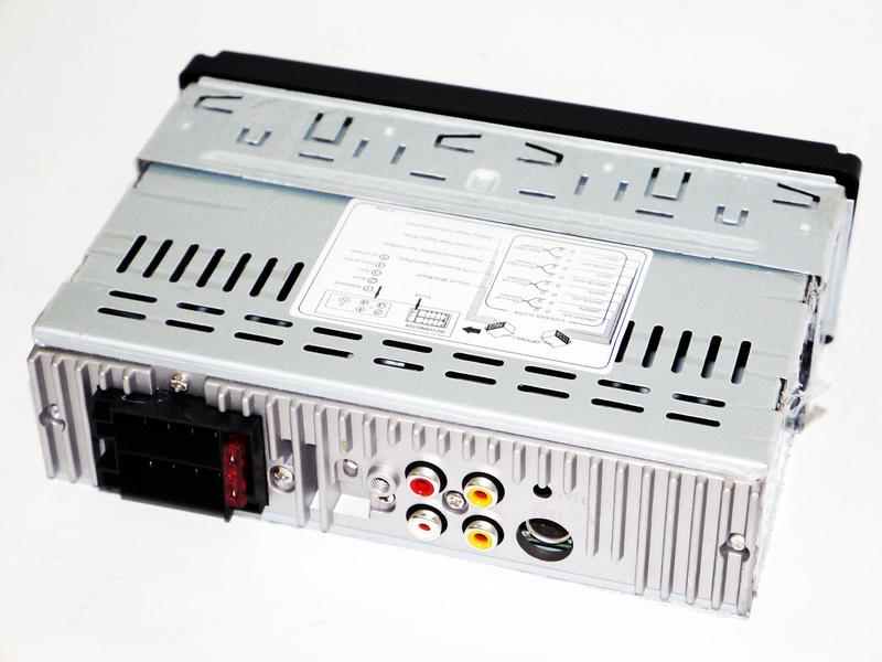 Автомагнитола Pioneer 4011 ISO экран 4,1'' DIVX, MP3, USB, SD - Фото 5