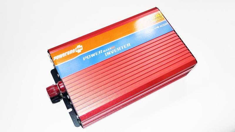 12V-220V 2500W Преобразователь инвертор с функцией плавного пуска - Фото 4