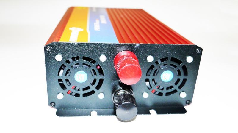 12V-220V 2500W Преобразователь инвертор с функцией плавного пуска - Фото 5