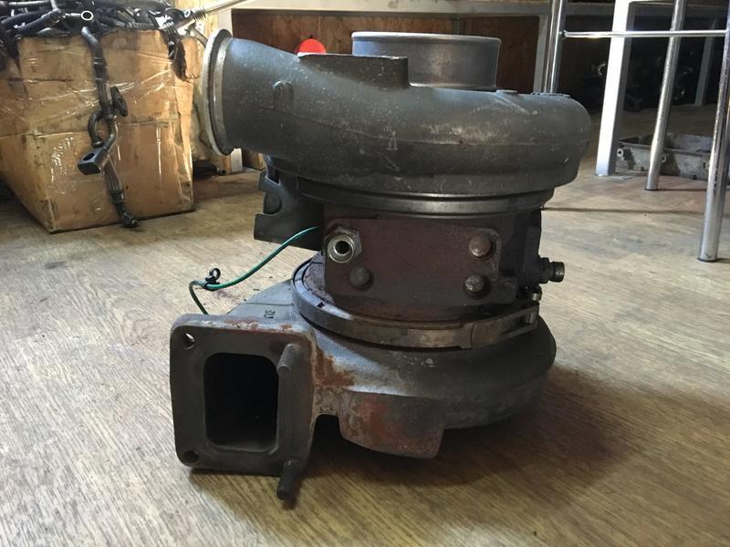 Турбина для Iveco Cursor HP 3773761