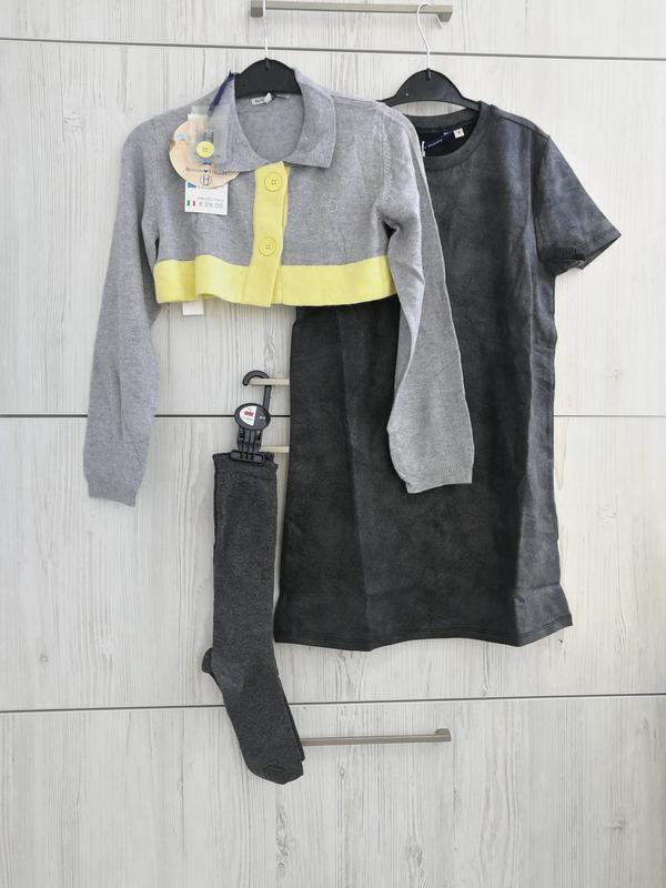 Комплект набор платье original marines кофточка  silvian heach...