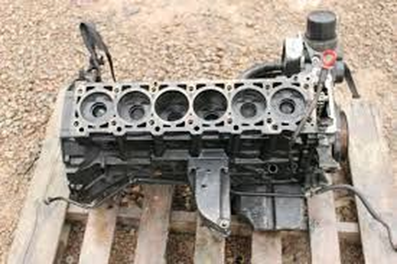 Двигатель Мерседес w210 3.2cdi - Фото 2