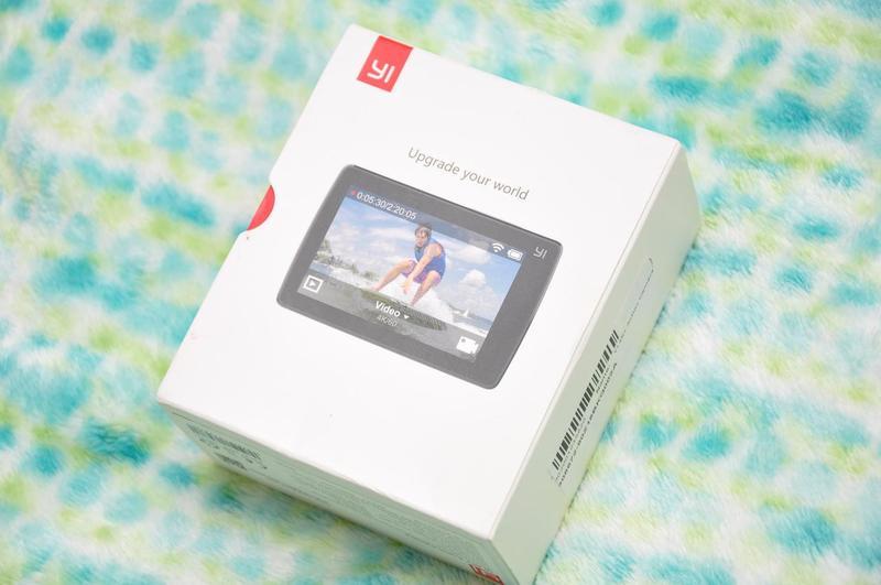 Экшн камера Xiaomi Yi 4K + Plus 60 Action Camera Международная - Фото 3