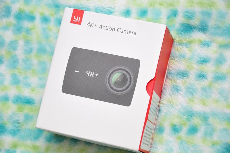 Экшн камера Xiaomi Yi 4K + Plus 60 Action Camera Международная - Фото 5