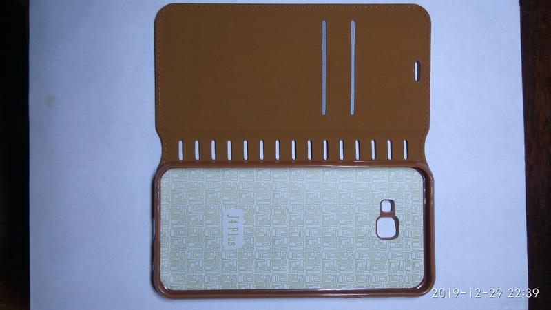 Чехол-книжка для Samsung  Galaxy J4 Plus. - Фото 5