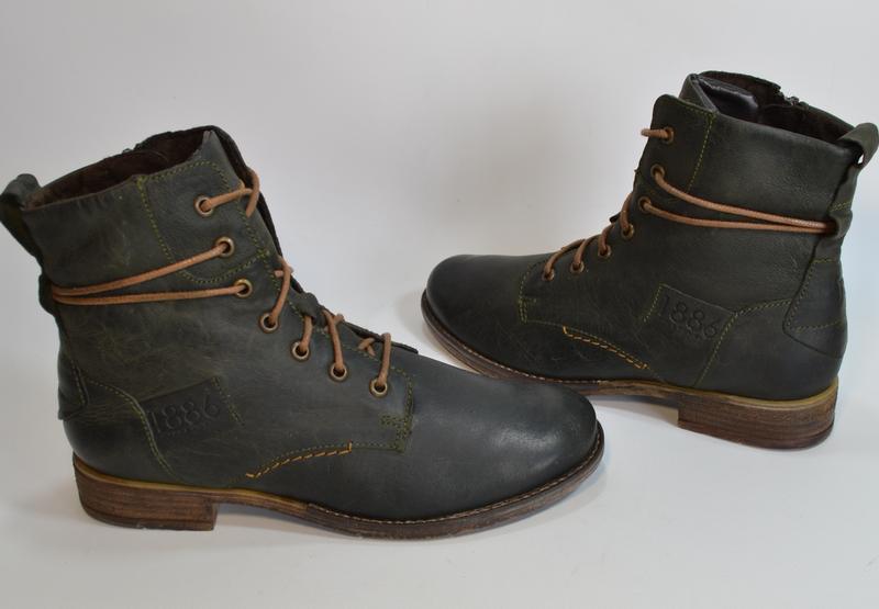 Josef seibel германия оригинал! модные комфортнейшие ботинки н... - Фото 2