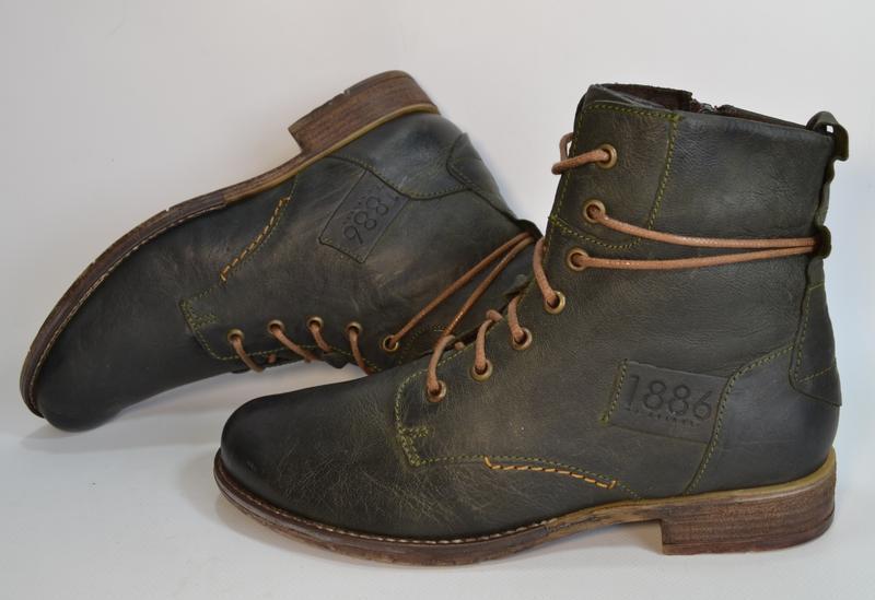 Josef seibel германия оригинал! модные комфортнейшие ботинки н... - Фото 5