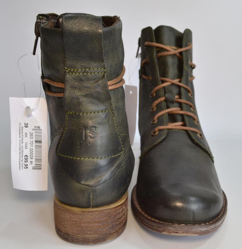 Josef seibel германия оригинал! модные комфортнейшие ботинки н... - Фото 7
