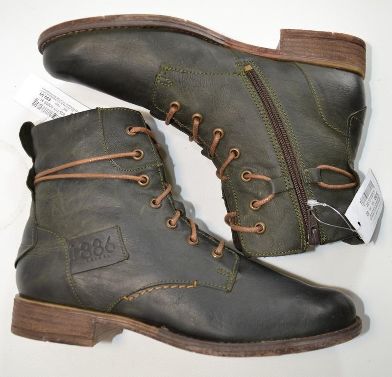 Josef seibel германия оригинал! модные комфортнейшие ботинки н... - Фото 8