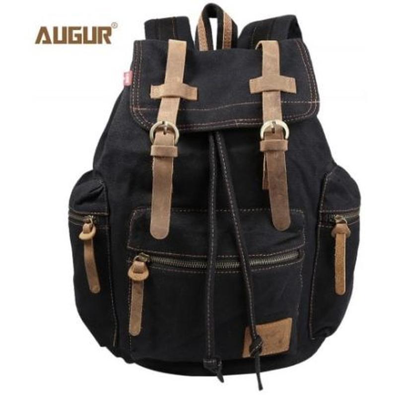 Рюкзак AUGUR Черный Новый