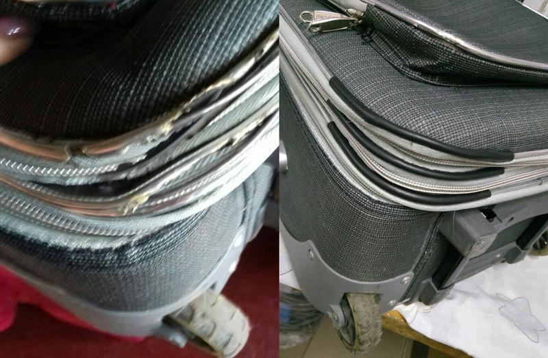Ремонт чемоданов, сумок, зонтиков . Белая Церковь. - Фото 2