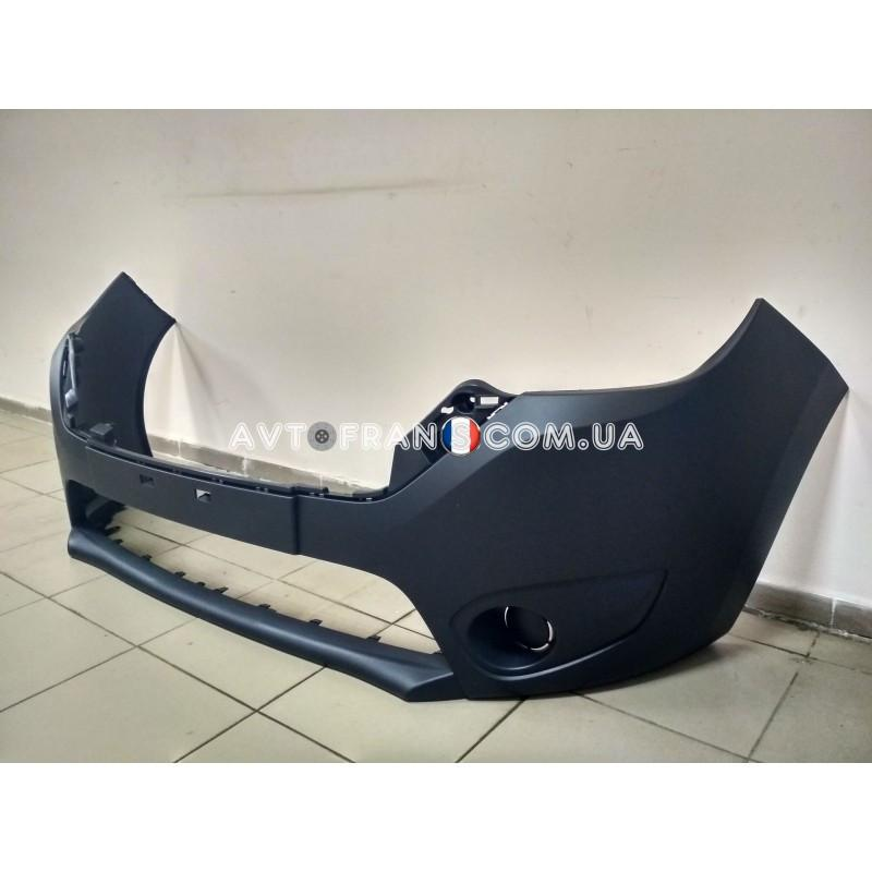 Бампер передний без ПТФ Renault Lodgy, Dokker Оригинал 620222633R - Фото 2
